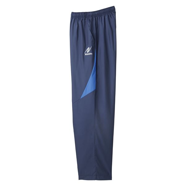 卓球アパレル LIGHT WARMER SPR PANTS(ライトウォーマーSPRパンツ)男女兼用 NW2849 ブルー XO