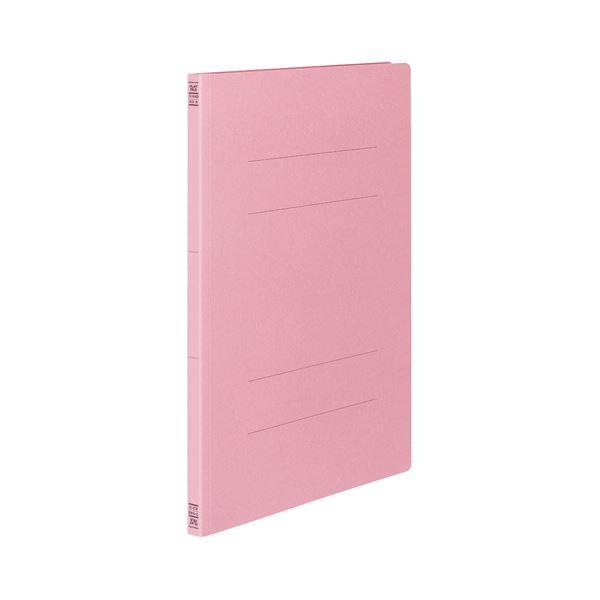 文具・オフィス用品 (まとめ) コクヨ フラットファイルV(樹脂製とじ具) A3タテ 150枚収容 背幅18mm ピンク フ-V43P 1パック(10冊) 【×3セット】