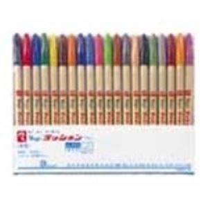 (業務用30セット) 寺西化学工業 ラッションペン M300C-20 細字 20色セット 【×30セット】