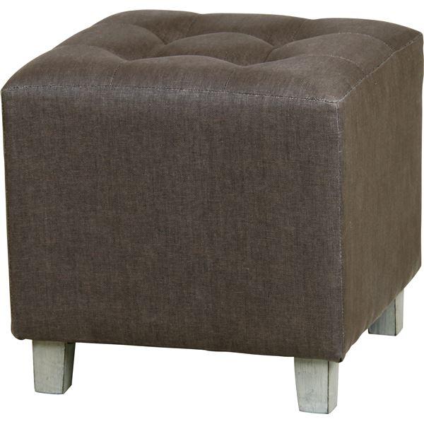 椅子 関連商品 (3脚セット) スツール ブラウン COL-001BR