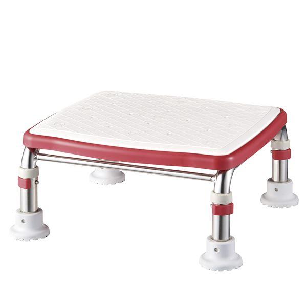 バス用品・入浴剤 アロン化成 浴槽台 ステンレス製浴槽台Rジャストソフトクッションタイプ(2)12-15 536-501