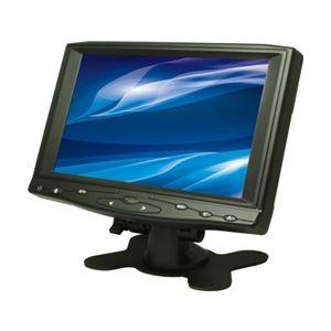 AV・デジモノ エーディテクノ 7型HDMI端子搭載液晶モニター CL7619N