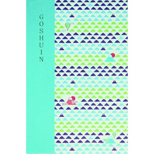生活日用品 komon+ 集印帳【5冊セット】 うろこ富士