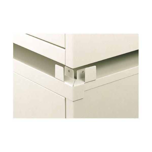インテリア・家具 (業務用10セット) ジョインテックス 上下連結金具 TK-2(4個入) 【×10セット】