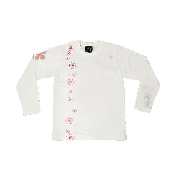 長袖Tシャツ 関連商品 傾奇者・前田慶次 長Tシャツ 楽 XS 白