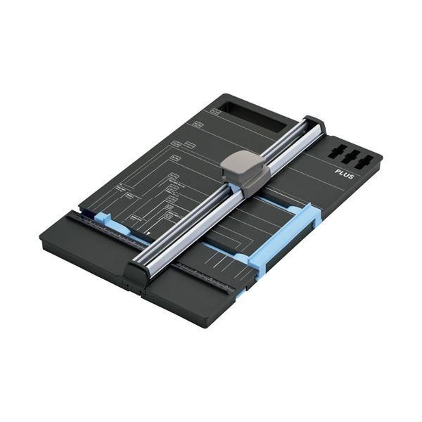 生活用品・インテリア・雑貨 スライドカッター ハンブンコ PK-813 A4