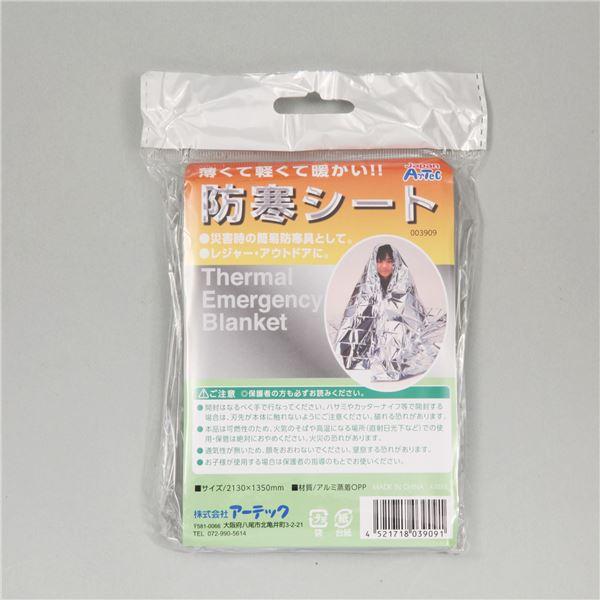 日用品雑貨 便利 日用品 (まとめ買い)防寒シート 【×180セット】
