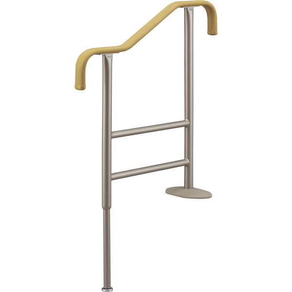 介護用品 移動・歩行支援用品 手すり 関連 アロン化成 上がりかまち用手すり 上がりかまち用手すり (1)K-650L 531-002