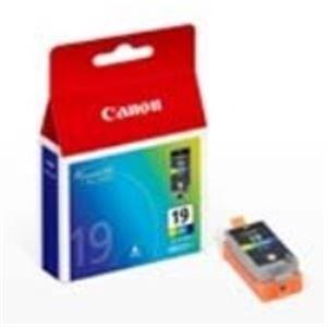 パソコン・周辺機器 (業務用30セット) キャノン Canon インクカートリッジ BCI-19CLR 4色 【×30セット】