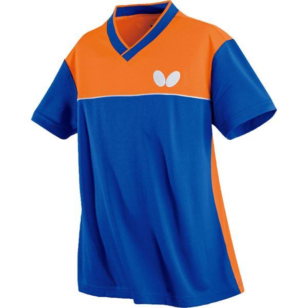 スポーツ用品・スポーツウェア関連商品 卓球アパレル DOISLITE SHIRT(ドイスライト・シャツ)男女兼用 45270 ネイビー 150