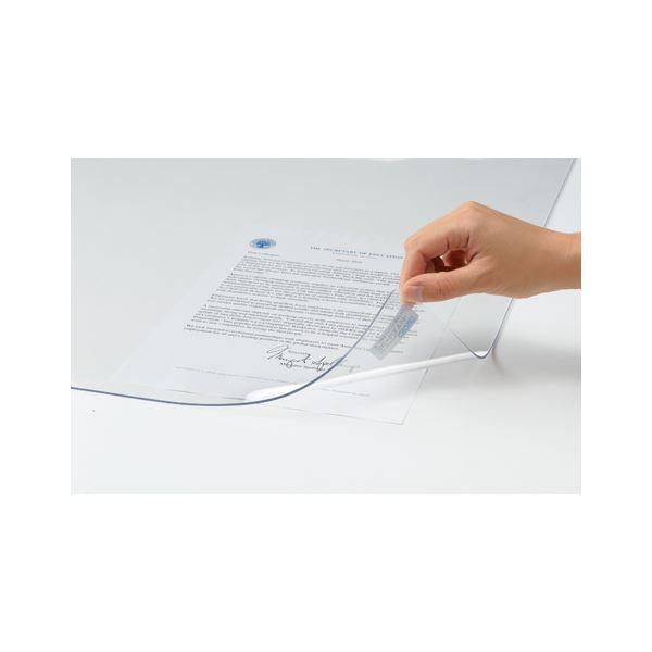 文房具・事務用品 机上収納・整理用品 デスクマット 関連 クラウン デスクマット コピーレス シングル 新JIS規格デスク用 CR-CS166-T