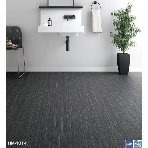 インテリア・寝具・収納 関連 サンゲツ 住宅用クッションフロア クラフトウッド 品番HM-1014 サイズ 182cm巾×6m