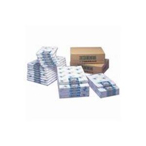 文具・オフィス用品 (業務用50セット) 北越製紙 エコ画用紙 8ツ切厚口 125-8 100枚 【×50セット】