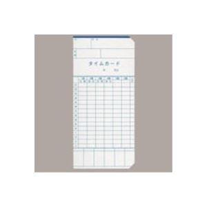 文具・オフィス用品 (業務用30セット) セイコー タイムカード H-20 100枚 【×30セット】