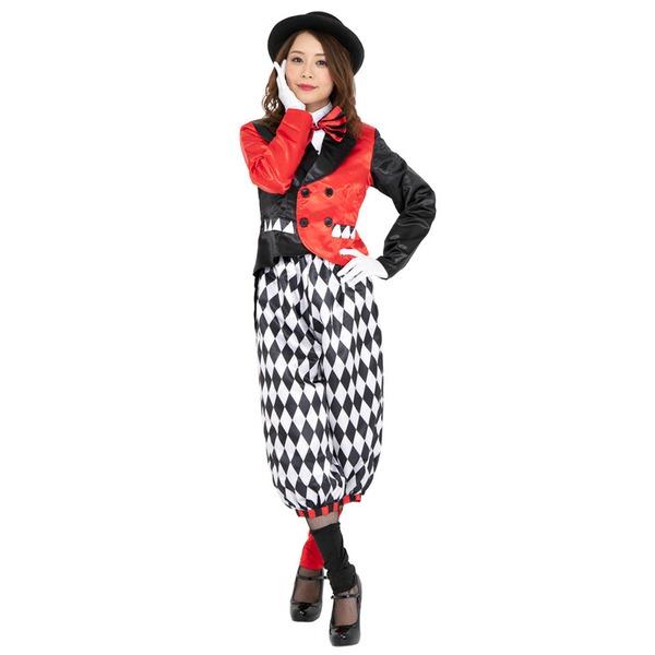 イベント衣装 CLUB コスプレ イベント衣装 CLUB QUEEN QUEEN Joker Clown lady(ジョーカークラウンレディ), 上那賀町:8a657f13 --- officewill.xsrv.jp