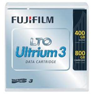 AV・デジモノ (業務用5セット) 富士フィルム(FUJI) LTO カートリッジ3 LTOFBUL3 400GJ 【×5セット】