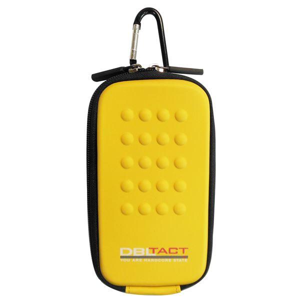 スマートフォン・携帯電話用アクセサリー ケース・カバー 関連 (業務用10個セット) DBLTACT マルチ収納ケース(プロ向け/頑丈) DT-MSK-OR オレンジ