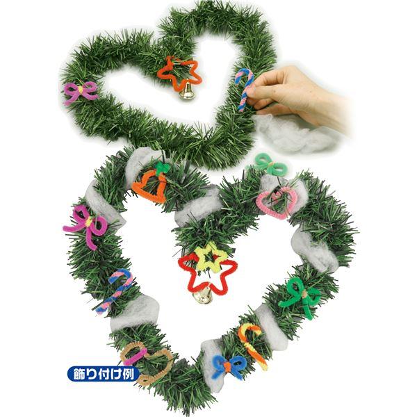 ホビー 関連 生活日用品 雑貨 (まとめ買い)クリスマスリース作り 【×30セット】