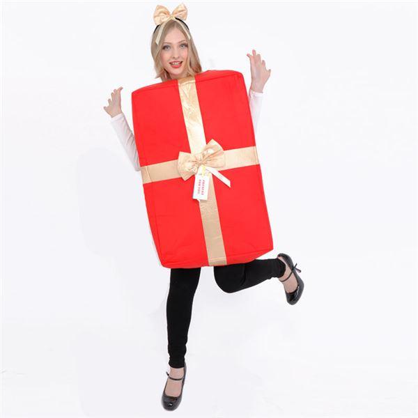 イベント衣装 コスプレ クリスマス プレゼントボックス