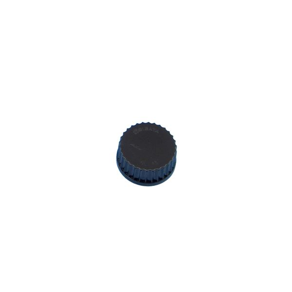 科学・研究・実験 関連商品 ねじ口びん黒キャップ GL-45【10個】