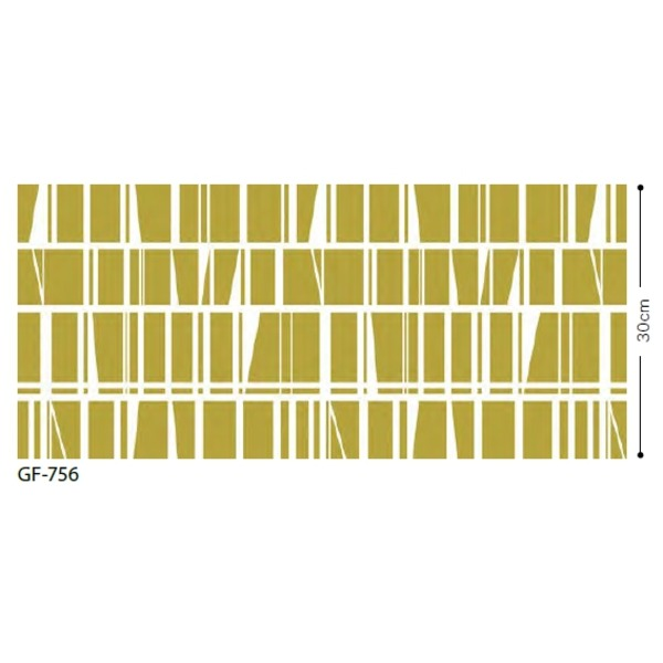 おしゃれな家具 関連商品 ガラスフィルム 飛散防止 CORONNA GF-756 92cm巾 3m巻