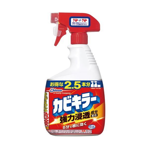衛生用品 (まとめ) ジョンソン カビキラー 特大サイズ 本体 1000g 1本 【×5セット】