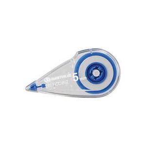 生活用品・インテリア・雑貨 (業務用300セット) ジョインテックス 修正テープ 5mm×8m H071J-B 【×300セット】