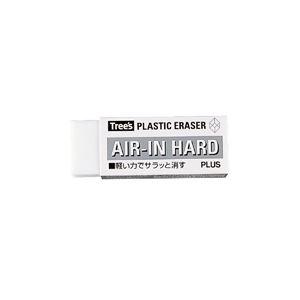 (業務用300セット) プラス 消しゴムエアイン ハード ER-100AH 【×300セット】