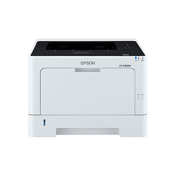 プリンター関連 エプソン モノクロページプリンター A4ネットワーク標準 LP-S180DN 1台