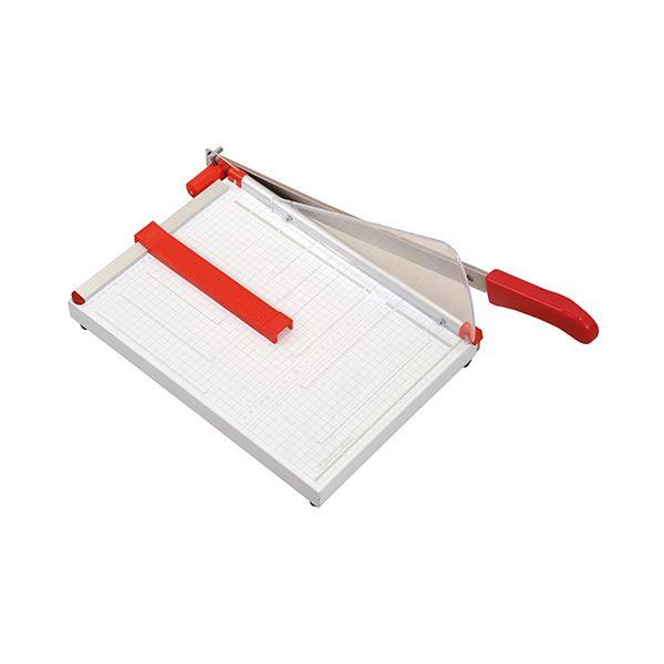 文房具・事務用品 はさみ・裁断用品 裁断機・ディスクカッター 関連 マイツ MPペーパーカッター B4サイズMP-2 1台
