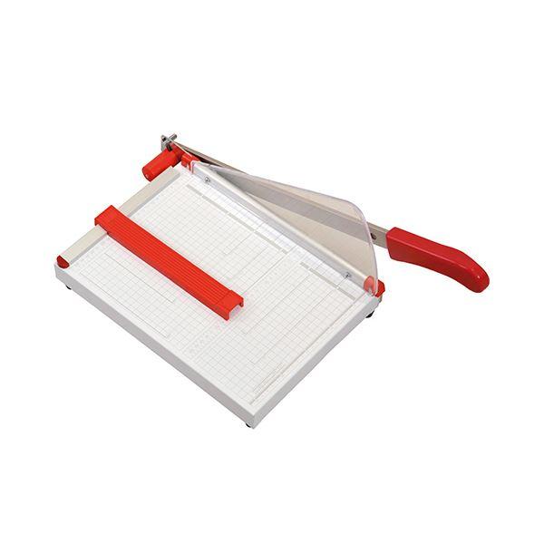 文房具・事務用品 はさみ・裁断用品 裁断機・ディスクカッター 関連 マイツ MPペーパーカッター A4サイズMP-3 1台