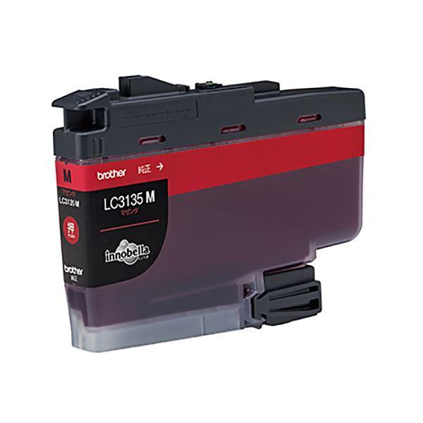 パソコン・周辺機器 PCサプライ・消耗品 インクカートリッジ 関連 インクカートリッジ マゼンタ超大容量 LC3135M 1個