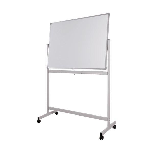文具・オフィス用品関連 回転ボード両面 白×白900×1500 DPS35 1台