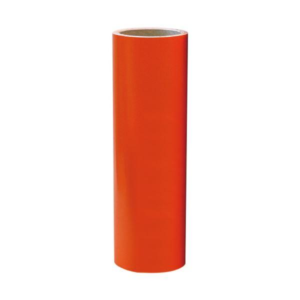文房具・事務用品 はさみ・裁断用品 カッティングマット 関連 Hi Lucky カラーシート305mm×10m オレンジ LH6025K30 1本