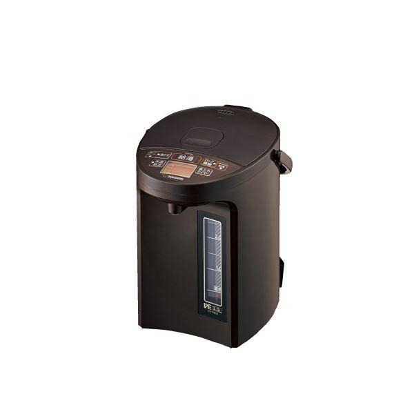 キッチン家電 電気ポット 関連 象印マホービン VE電気まほうびん 3.0L CV-GB30-TA