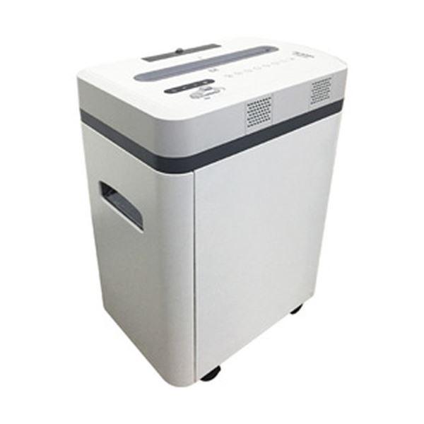 オーロラジャパン マイクロカットシュレッダー AS650MQ ホワイト 1台