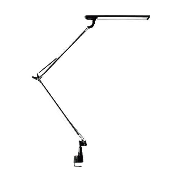 インテリア・寝具・収納 ライト・照明器具 関連 スワン電器 レディックエグザームオフィス12W 2000Lx ブラック LEX-970BK 1台