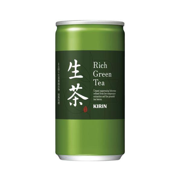 お茶・紅茶 日本茶 関連 (まとめ)キリンビバレッジ 生茶 185g/20本入/1箱【×5セット】