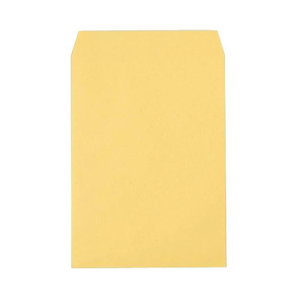 文具・オフィス用品関連 (まとめ) R40クラフト封筒 角285g/m2 1パック(100枚) 【×10セット】