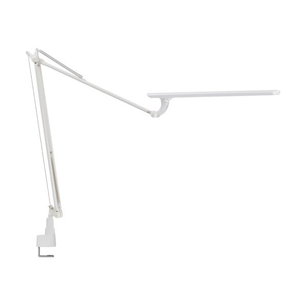 インテリア・寝具・収納 ライト・照明器具 関連 スワン電器 レディックエグザームオフィス12W 2000Lx ホワイト LEX-970WH 1台