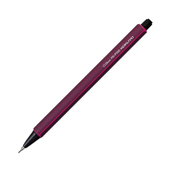 日用品雑貨関連 (まとめ買い) 鉛筆0.9mm (軸色ワインレッド) PS-P100DR-1P 1本 【×30セット】