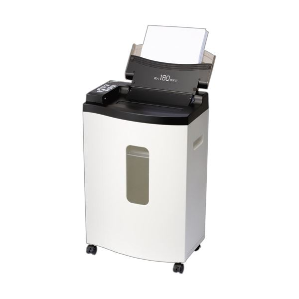 文房具・事務用品 はさみ・裁断用品 手動シュレッダー 関連 アスカマイクロカットオートフィードシュレッダー A4 S49MF 1台