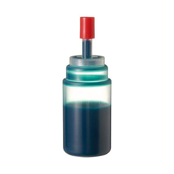 【薬用入浴剤 招福の湯 付き】 日用雑貨 (まとめ) ぺんてる ボードマーカータフ補充 MWR1-DM 緑【×50セット】