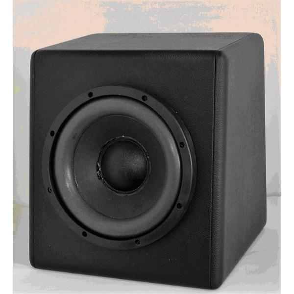 車用品 カーナビ・カーエレクトロニクス 関連 重低音重視のペーパーコーン 8インチ ウーハー&ボックスセット 18mmMDF CHB-W081