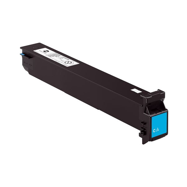 パソコン・周辺機器 PCサプライ・消耗品 インクカートリッジ 関連 トナーカートリッジシアン A0D7473 1個