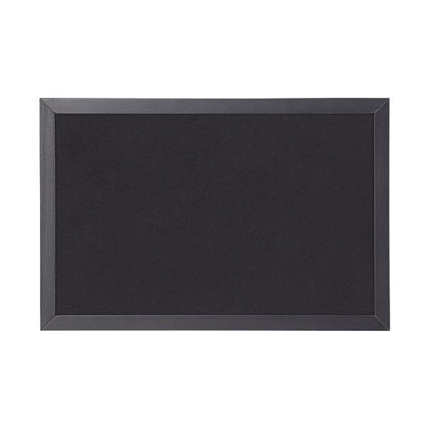 文具・オフィス用品関連 (まとめ) ブラックフェルトボード450×300mm BFB3045 1枚 【×5セット】