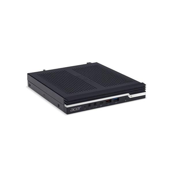 パソコン・周辺機器 パソコン デスクトップPC 関連 VN4660G-F38Q1L6 (ミニPC/Core i3-8100T/8GB/128GBSSD/ドライブなし/Windows 10 Pro64bit/WiFi/DisplayPort/HDMI/1年保証/ブラック/Office Personal 2016)
