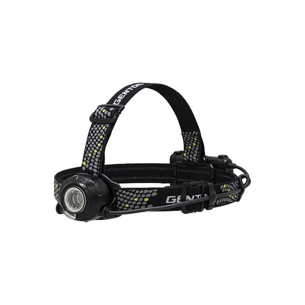 生活日用品関連 ジェントス ヘッドライト HEAD WARSシリーズ White Box ver. 500lm