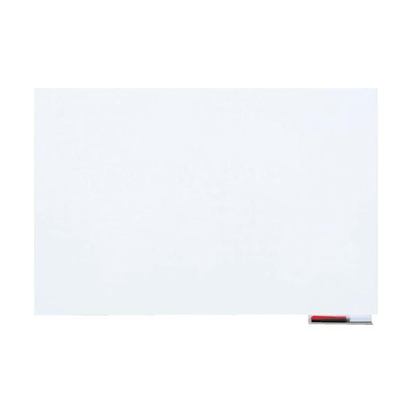 プレゼンテーション用品 掲示板・コルクボード 関連 吸着ホワイトボードシート900×1200×1.0mm TWKS-90120 1枚