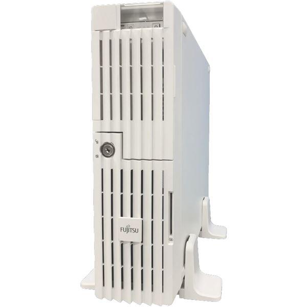 パソコン・周辺機器 関連 PRIMERGY TX1320 M4 セレクト白筐体(Xeon E-2124/8GB/SAS300GB*2 RAID1/W2016std)